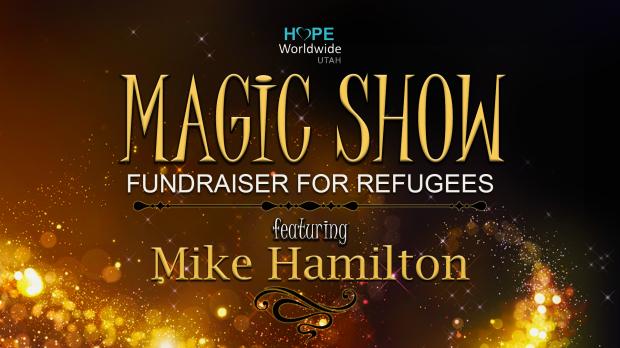 Magic Show Fundraiser v9